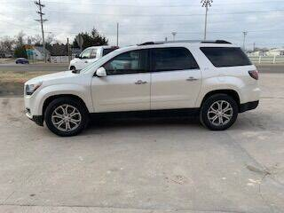 2015 GMC Acadia for sale at J & S Auto in Downs KS