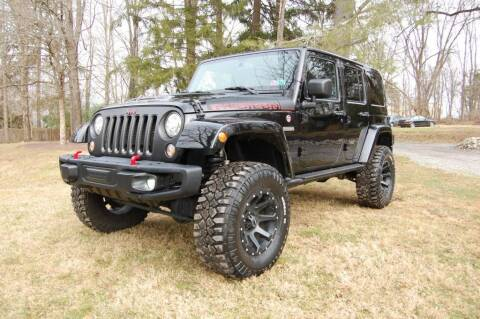 2017 Jeep Wrangler Unlimited for sale at New Hope Auto Sales in New Hope PA