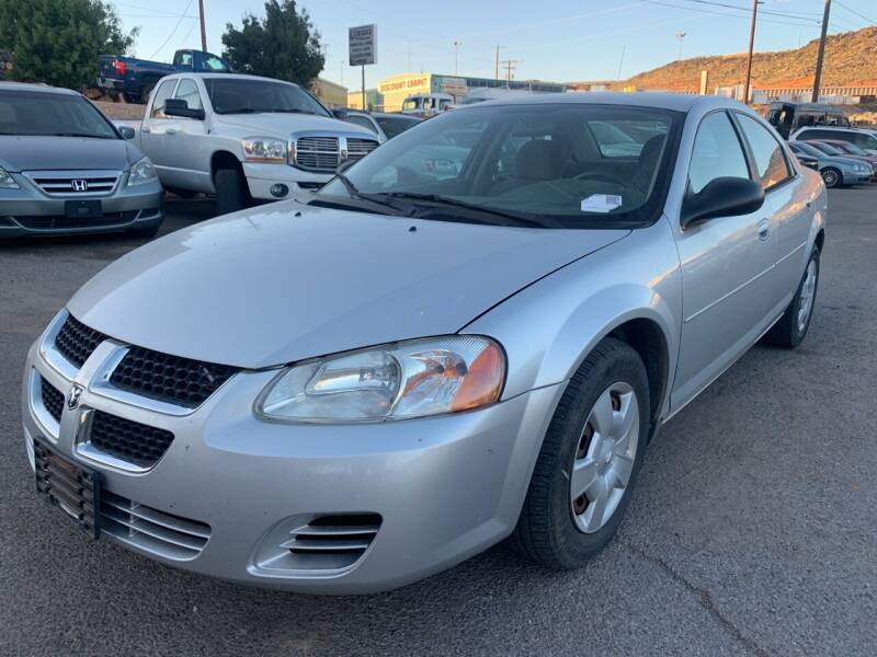 2005 Dodge Stratus for sale at Car Works in Saint George UT
