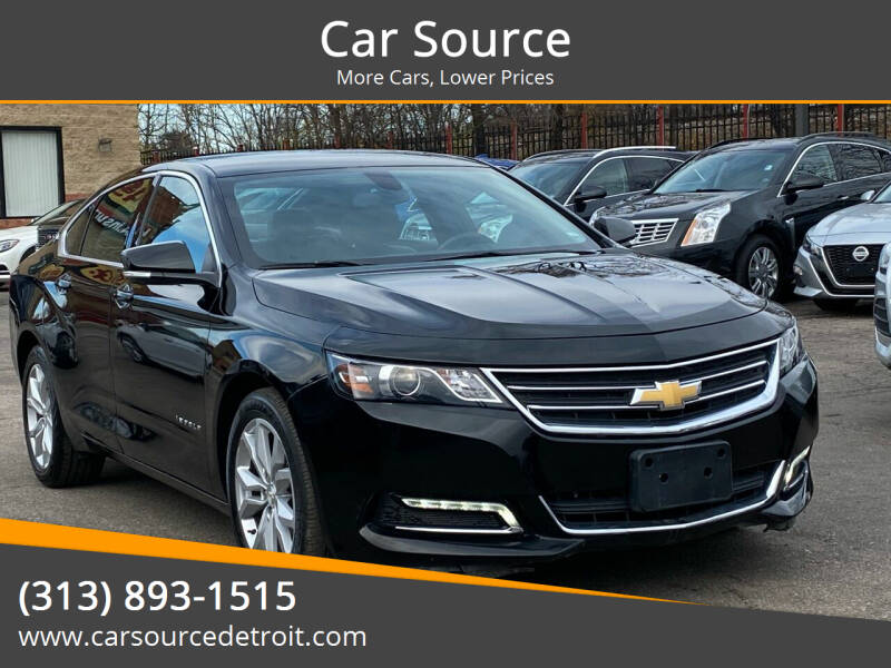 2019 Chevrolet Impala for sale at Car Source in Detroit MI