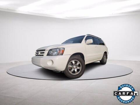 2004 Toyota Highlander for sale at Carma Auto Group in Duluth GA