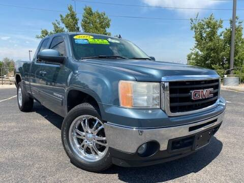 2009 GMC Sierra 1500 for sale at UNITED Automotive in Denver CO