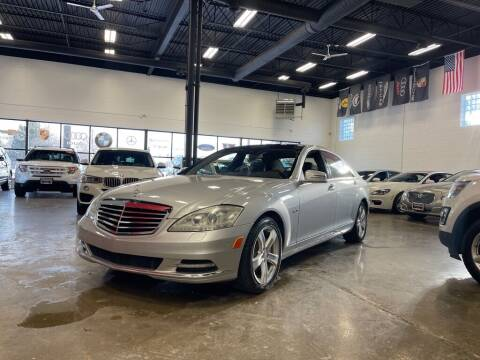 2012 Mercedes-Benz S-Class for sale at CarNova in Sterling Heights MI