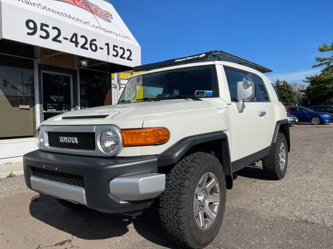 2014 Toyota FJ Cruiser for sale at Mainstreet Motor Company in Hopkins MN