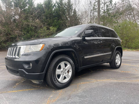 2011 Jeep Grand Cherokee for sale at Peach Auto Sales in Smyrna GA