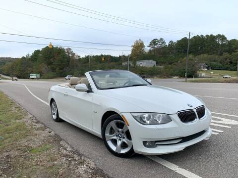 2013 BMW 3 Series for sale at Anaheim Auto Auction in Irondale AL