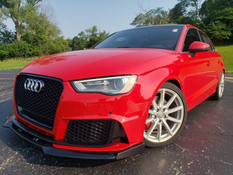2015 Audi A3 for sale at BBC Motors INC in Fenton MO