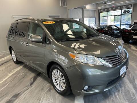2011 Toyota Sienna for sale at Crossroads Car & Truck in Milford OH