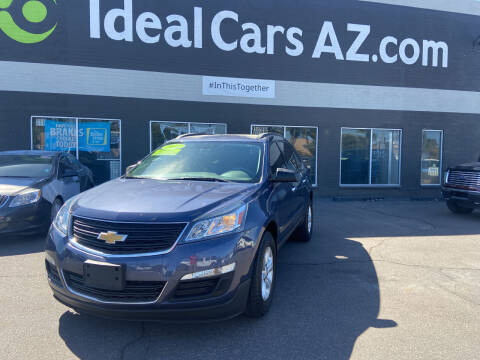 2014 Chevrolet Traverse for sale at Ideal Cars Atlas in Mesa AZ