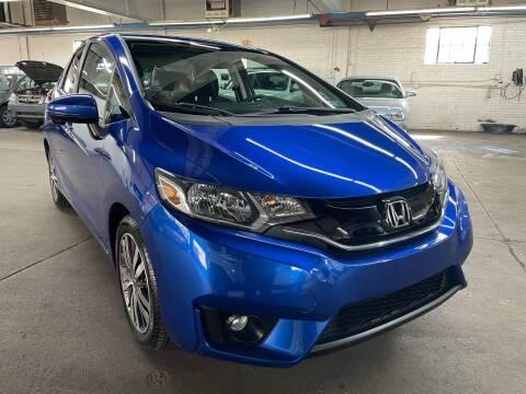 2015 Honda Fit for sale at John Warne Motors in Canonsburg PA