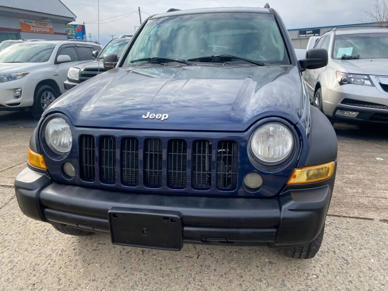 2007 Jeep Liberty for sale at All American Autos in Kingsport TN