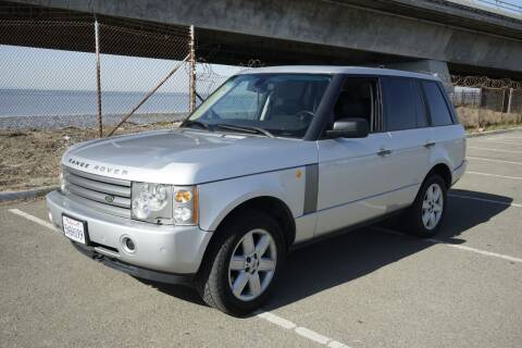 2005 Land Rover Range Rover for sale at Sports Plus Motor Group LLC in Sunnyvale CA