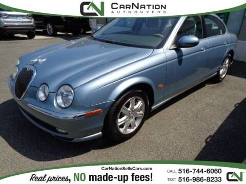 2004 Jaguar S-Type for sale at CarNation AUTOBUYERS Inc. in Rockville Centre NY