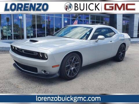 2019 Dodge Challenger for sale at Lorenzo Buick GMC in Miami FL