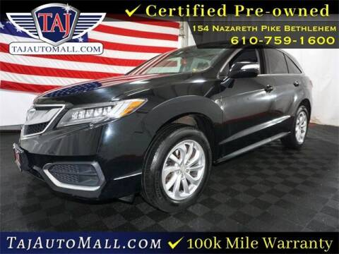 2018 Acura RDX for sale at Taj Auto Mall in Bethlehem PA