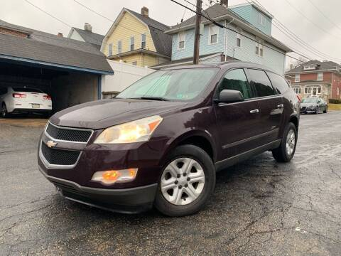 2009 Chevrolet Traverse for sale at Keystone Auto Center LLC in Allentown PA