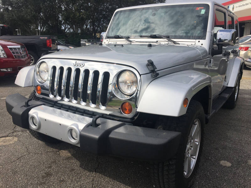2011 Jeep Wrangler Unlimited for sale at Capital City Imports in Tallahassee FL