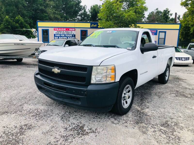 2009 Chevrolet Silverado 1500 for sale at Capital Car Sales of Columbia in Columbia SC
