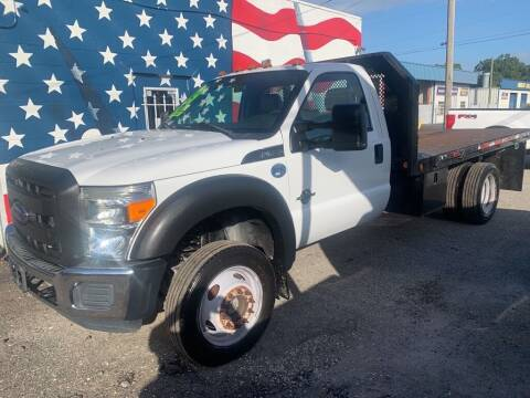 2013 Ford F-550 Super Duty for sale at The Truck Lot LLC in Lakeland FL