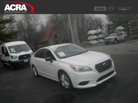 2017 Subaru Legacy for sale at BuyRight Auto in Greensburg IN