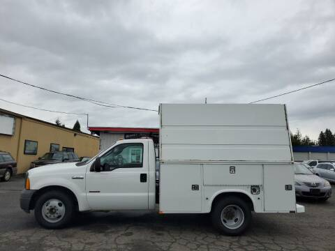 2005 Ford F-350 Super Duty for sale at Ron's Auto Sales in Hillsboro OR