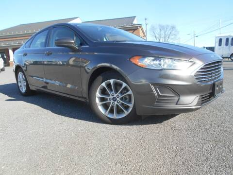 2019 Ford Fusion for sale at Nye Motor Company in Manheim PA