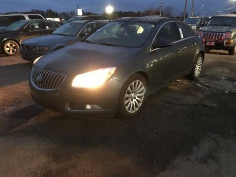 2011 Buick Regal for sale at Cj king of car loans/JJ's Best Auto Sales in Troy MI