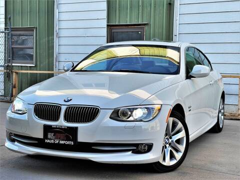 2012 BMW 3 Series for sale at Haus of Imports in Lemont IL