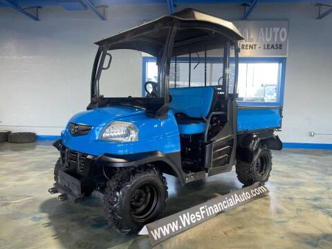 2013 Kubota RTV900 for sale at Wes Financial Auto in Dearborn Heights MI
