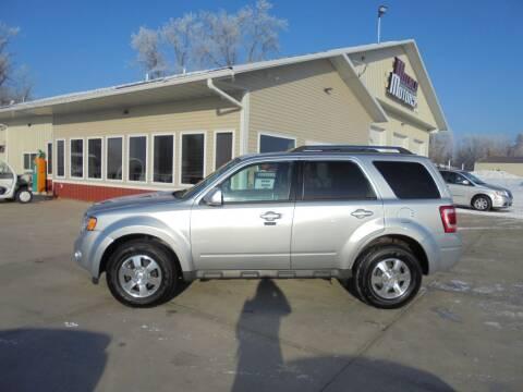 2011 Ford Escape for sale at Milaca Motors in Milaca MN