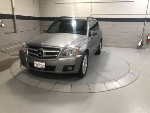 2011 Mercedes-Benz GLK for sale at Luxury Car Outlet in West Chicago IL