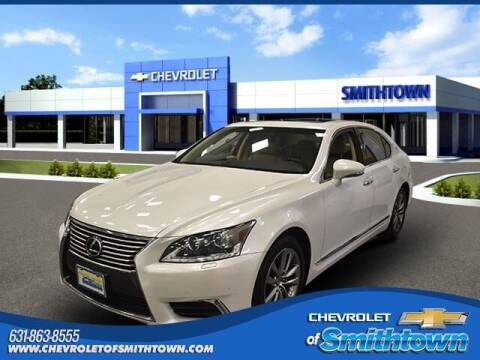 2016 Lexus LS 460 for sale at CHEVROLET OF SMITHTOWN in Saint James NY