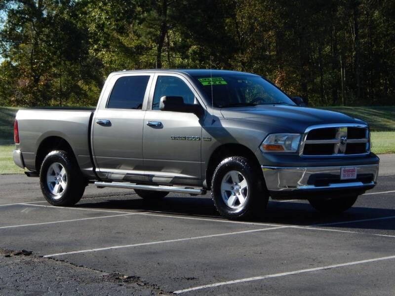 2011 RAM Ram Pickup 1500 for sale at Boyles Auto Sales in Jasper AL