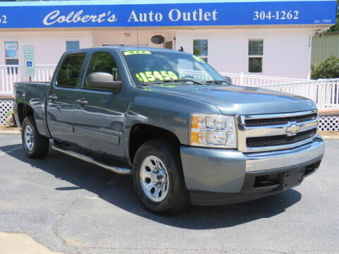 2007 Chevrolet Silverado 1500 for sale at Colbert's Auto Outlet in Hickory NC