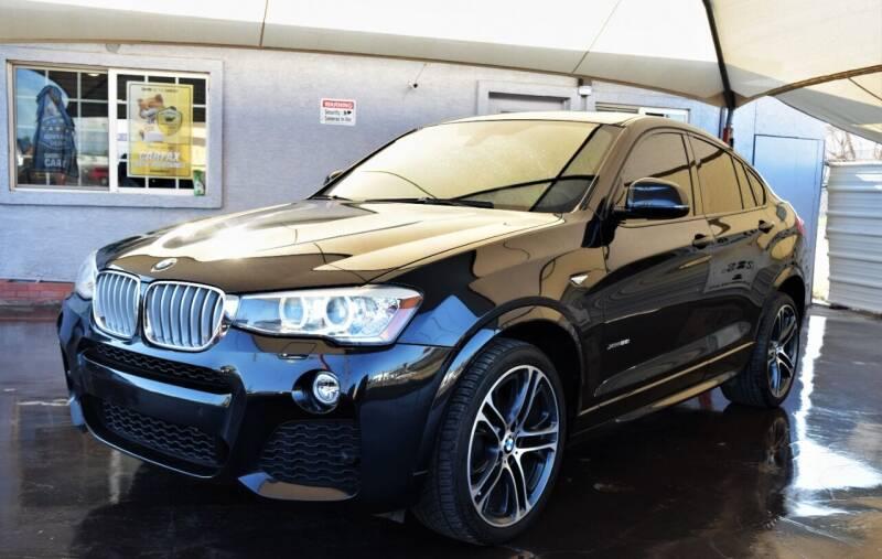 2016 BMW X4 for sale at 1st Class Motors in Phoenix AZ