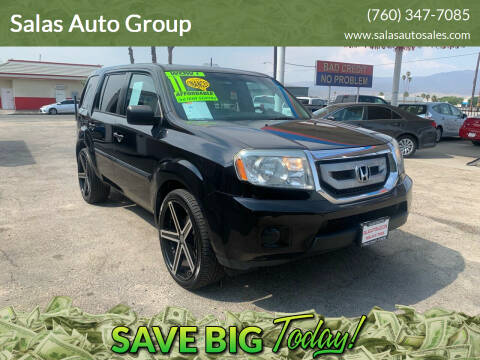 2011 Honda Pilot for sale at Salas Auto Group in Indio CA