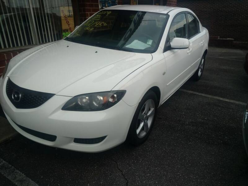 2004 Mazda MAZDA3 for sale at IMPORT MOTORSPORTS in Hickory NC