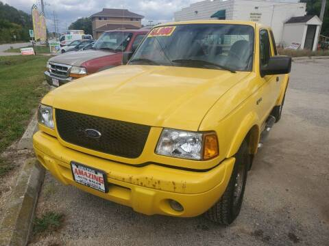 2003 Ford Ranger for sale at AMAZING AUTO SALES in Marengo IL