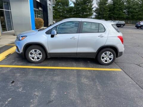 2017 Chevrolet Trax for sale at Bob Clapper Automotive, Inc in Janesville WI