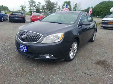 2012 Buick Verano for sale at Complete Auto Credit in Moyock NC