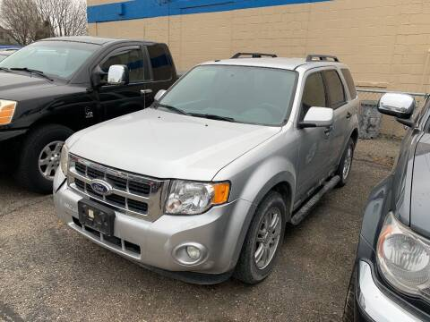 2011 Ford Escape for sale at BEAR CREEK AUTO SALES in Rochester MN