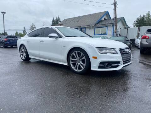 2013 Audi S7 for sale at LKL Motors in Puyallup WA