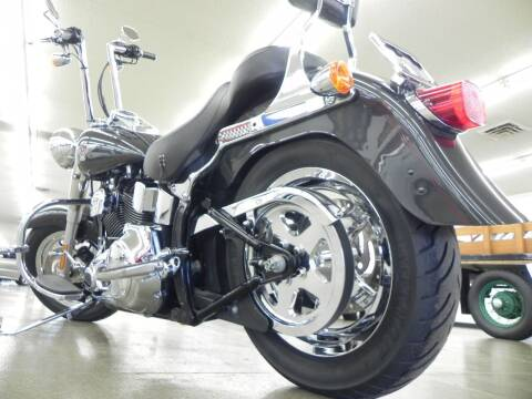 2006 Harley-Davidson Fat Boy for sale at 121 Motorsports in Mt. Zion IL