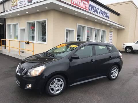 2009 Pontiac Vibe for sale at Suarez Auto Sales in Port Huron MI