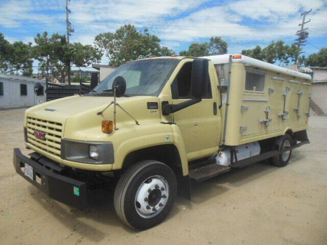 2006 GMC C5500 for sale at Royal Motor in San Leandro CA