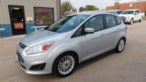 2014 Ford C-MAX Hybrid for sale at Mid Kansas Auto Sales in Pratt KS