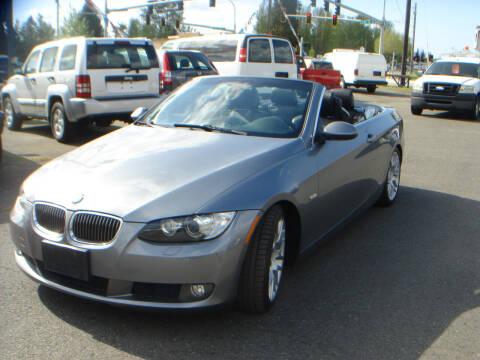 2008 BMW 3 Series for sale at Sound Auto Land LLC in Auburn WA