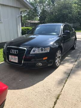 2011 Audi A6 for sale at THOMPSON & SONS USED CARS in Marion OH