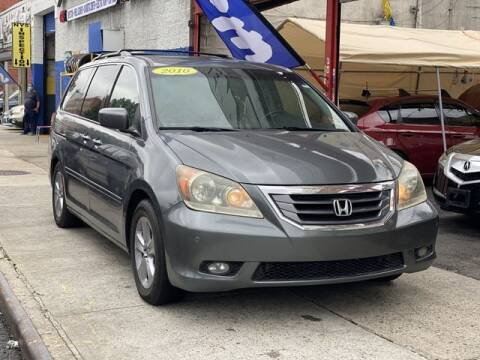 2010 Honda Odyssey for sale at New 3 Way Auto Sales in Bronx NY