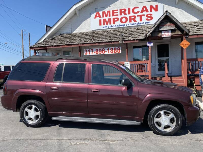 2006 Chevrolet TrailBlazer EXT for sale at American Imports INC in Indianapolis IN